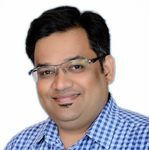 Anand Shrivastav Head of Channel Management